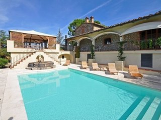 7 bedroom Villa in Montebenichi, Chianti, Tuscany, Italy : ref 2386520