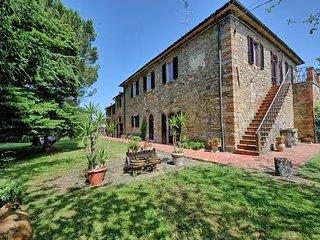 6 bedroom Villa in San Giustino Valdarno, Valdarno, Tuscany, Italy : ref 2386638