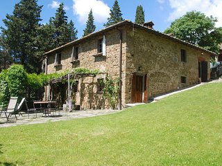 3 bedroom Apartment in Volpaia, Chianti, Tuscany, Italy : ref 2386991