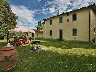 5 bedroom Villa in Poggibonsi, Chianti, Tuscany, Italy : ref 2387039