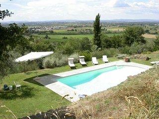 3 bedroom Villa in Il Castagno, Tuscany Se, Tuscany, Italy : ref 2387083, Montalla