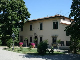 7 bedroom Villa in La Ginestra, Central Tuscany, Tuscany, Italy : ref 2387345