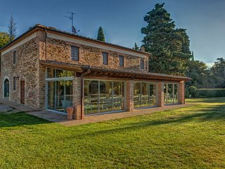 5 bedroom Apartment in Montaione, Tuscany Nw, Tuscany, Italy : ref 2387359