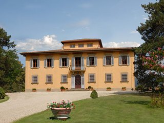 7 bedroom Villa in Ponte a Vicchio, Central Tuscany, Tuscany, Italy : ref