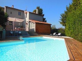9 bedroom Villa in Crespina, Tuscany Nw, Tuscany, Italy : ref 2387435