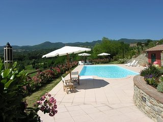 5 bedroom Apartment in Santo Stefano, Central Tuscany, Tuscany, Italy : ref 2387448, Vicchio
