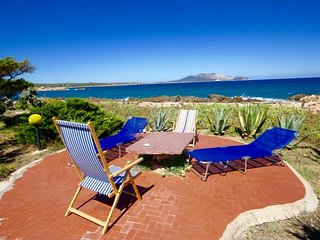 4 bedroom Villa in Pittulongu, Costa Smeralda, Sardinia, Italy : ref 2387462