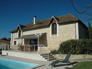 L'Éclat, maison à 10 minutes du quartier historique de Périgueux., Chancelade