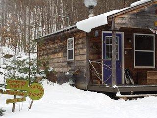 Harmony Off-The-Grid Solar Cabin, Denmark