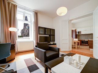 Petrov Apartment with a beautiful cathedral view, Brno