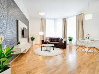 New Bishop Exclusive Apartment in the city centre, Brno