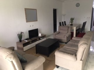 Appartement tres cosy situe dans une residence securisee