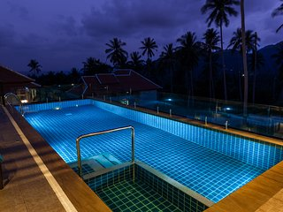 3 Bedroom Sea View Pool Villa, Chaweng