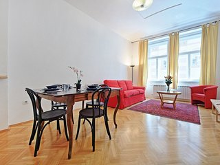 Klementinum apartment