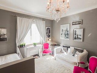 Crystal Apartment in Prague, Praga