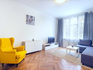 Moly Apartment in Wenceslav Square