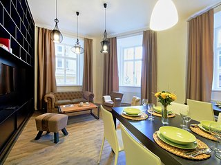 DeLuxe Apartment in Prague