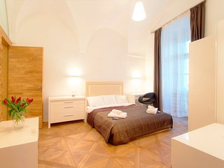 Le Pont Apartment in Prague