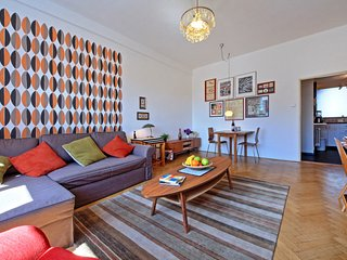 Czecho-Retro Apartment, Praga