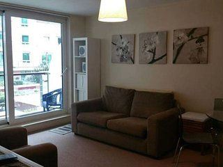 2 BEDROOM APARTMENT ON THAMES RIVER - AWARD WINNING COMPLEX - LONDON