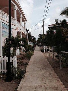 Main Street, Placencia!