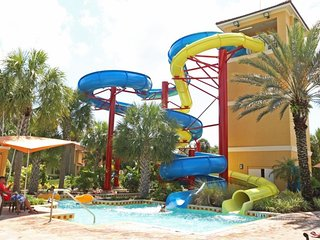 Waterslide, Lazy River, Activities, Clubhouse & More