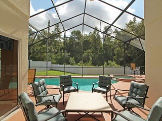 Room For Everyone! Spacious Private Pool & Spa Home., Kissimmee