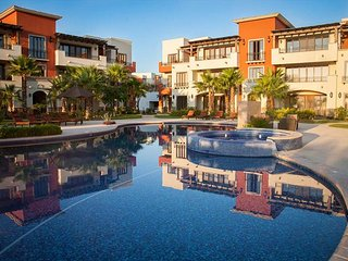 Sea of Cortez Ocean Views, Golf, Pool Access, A/C at Private Club Campestre!, San José Del Cabo