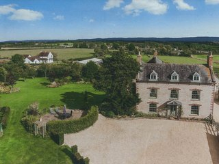 Fabulous family House Westbury on Severn Manor