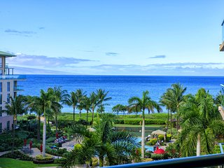 Maui Resort Rentals: Honua Kai Hokulani 533 – Upgraded 5th Floor Oceanview Studio, Lahaina