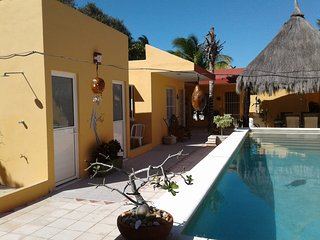 SALE - Winter 2017 - Garden Casita 2 Near the Beach, Chelem