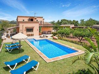 Villa Cal Patro, Pollensa