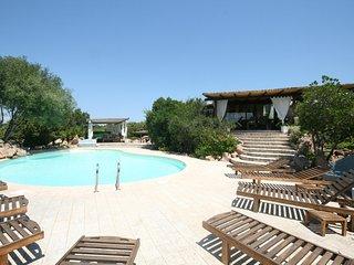 villa Zafferana, Baia Sardinia
