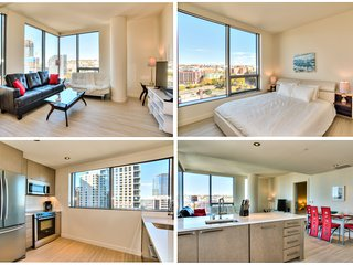 Spacious DTLA Modern Two Bedroom / Two Baths Apartments, Los Angeles
