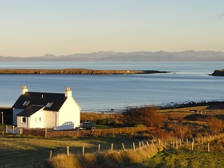 Driftwood cottage Skye - Self Catering, Staffin, Isle of Skye