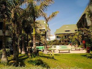 Estudio precioso en Leme Bedje con vistas al mar y piscina