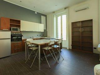 doppio appartamento in centro per 8 persone, Milan