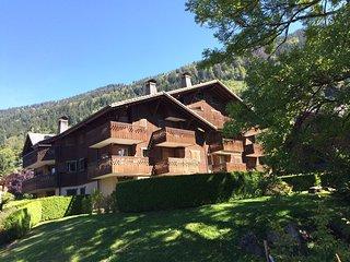 Saint Gervais Mont Blanc. Chalet style apartment