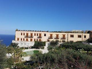 casa vacanze mamma rosa a Scopello,a pochi passi dalla riserva dello zingaro/cr