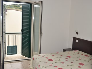 Apartment in residence Zoe, 150 meters from the sea, town center.
