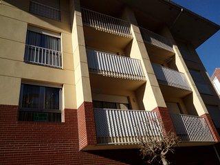 Balcón fachada posterior