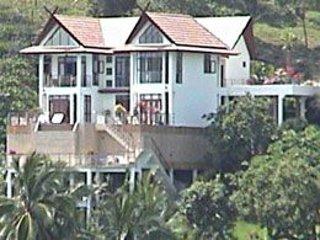 3BR Seaview Sunrise Villa Santi Thani