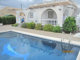 Camposol Golf - Sector A - Villa with private pool