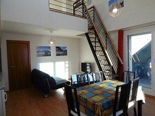 apartamento estilo duplex