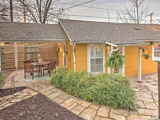 NEW! Cozy 1BR San Antonio Cottage in Monte Vista!