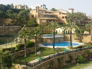 3 Bedroom Apartment in Marbella with Spectacular Views
