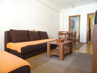 Commodious one bedroom apartment for 5 in Budva