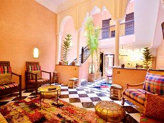 Riad Beni Youssef, Marrakech