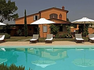 Cascina Toscana -Luxury Holiday House- Private Swimmingpool & Jacuzzi
