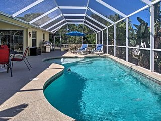 SUMMER NOW BOOKING! Cool Pool and A/C! sleeps 6+ w/pool.FANTASTIC HOME!!!, Marco Island